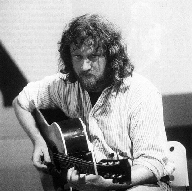 John Renbourn 187 Guitars